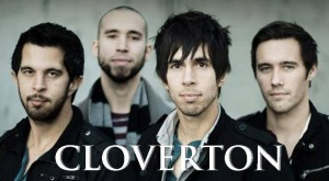 Cloverton LIVE with special guest Katelyn McCarter @ Sanctuary/Whole Church
