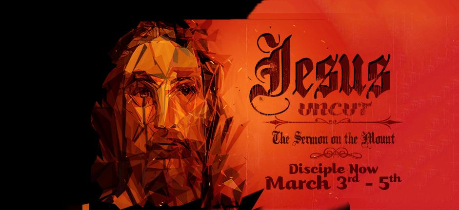 DNow- Jesus Uncut