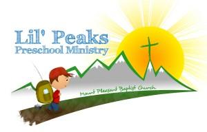 Lil Peaks Preschool Logo