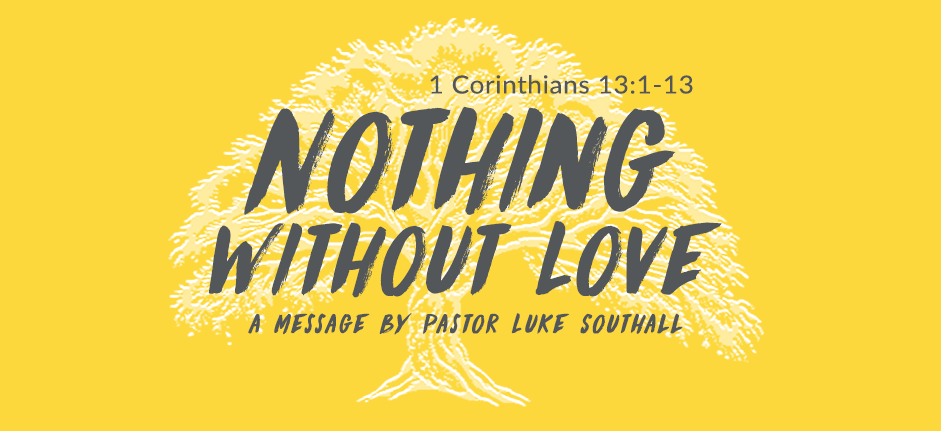 Nothing without Love | Luke Southall