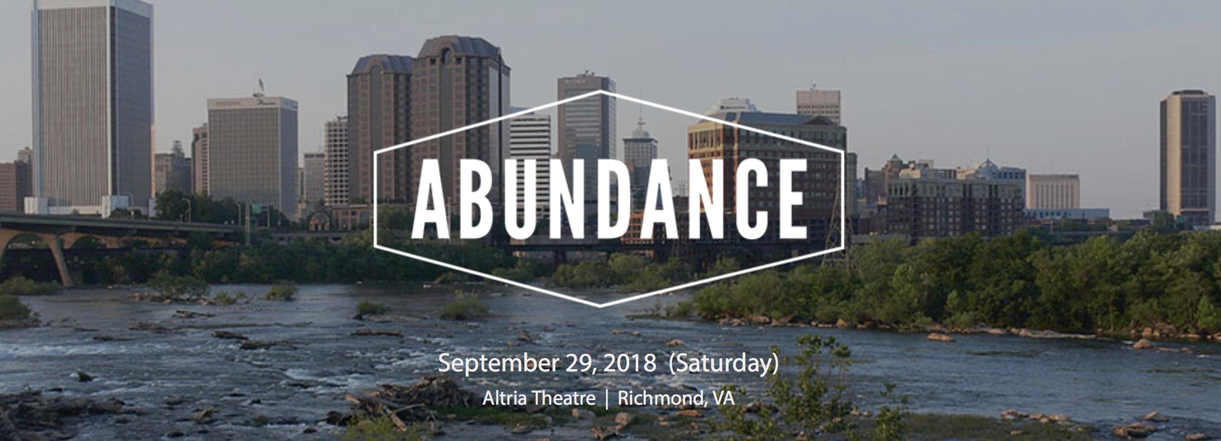 Abundance | Women's Event