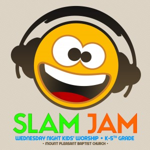Slam Jam @ kids wing