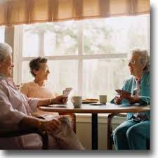 Brighter Living Assisted Living Bible Study