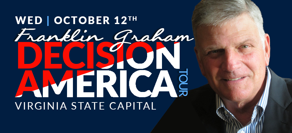 Franklin Graham || Decision American Tour