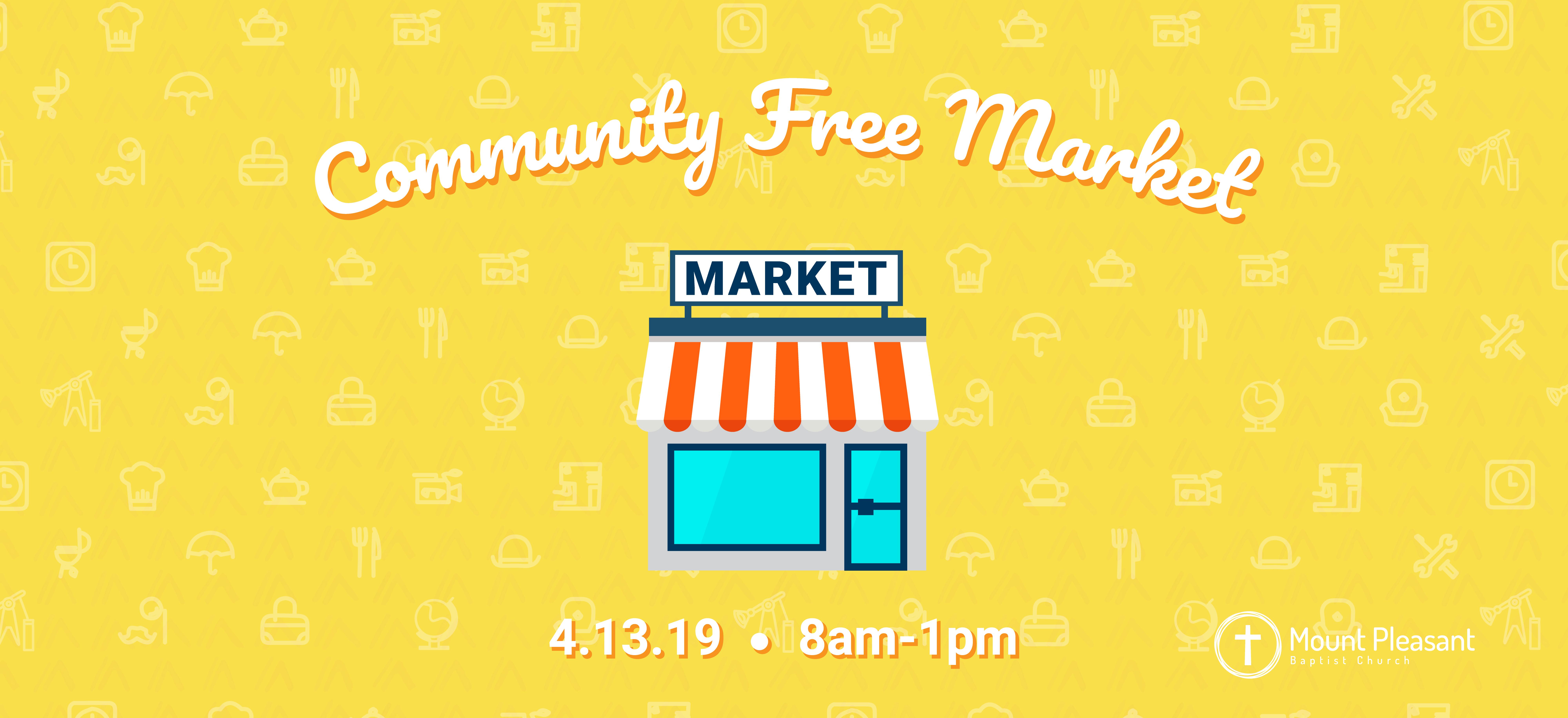Community Free Market