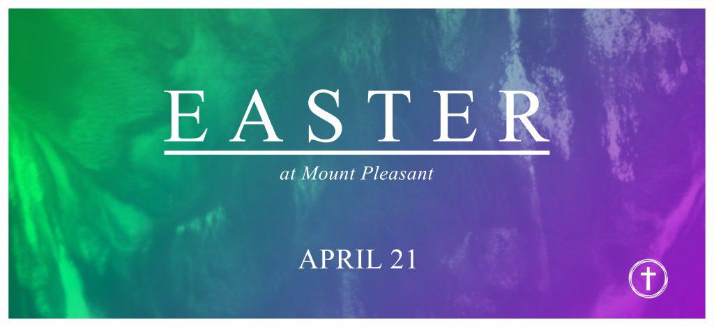 Easter 2019 Title Slide
