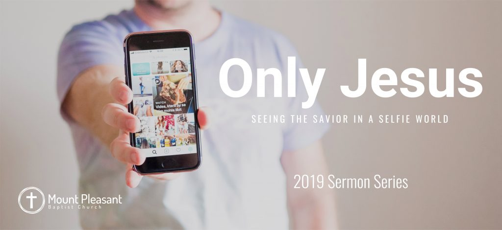 Only Jesus Series