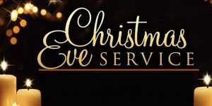 3 pm Christmas Eve Service