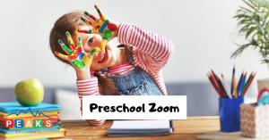 Preschool Zoom Bible Study